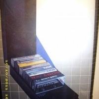 RESTPOSTEN 1200 Stck. MC-Kassettenboxen f. 12 MC's