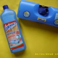 1 Palette Emsal Bodenreinigungsgerät + Zusatzflasche