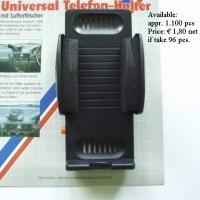 Lagerabverkauf 96 Stck. Handyhalter m. integrierten Lufterfrischer