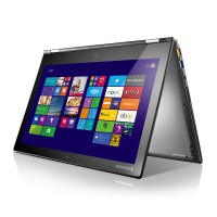 Notebook Lenovo IdeaPad YOGA 2 Pro-13 Silber-Grau Hybrid-Notebook