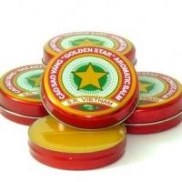 20x Golden Star Aromatic Balm (a'3g = 60g) - Naturheilmittel Ätherische Öle