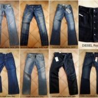 DIESEL / LEVIS / TOMMY HILFIGER / G-STAR / JACK&JONES / GUESS Damen und Herren Jeans Restposten