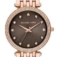 Original Michael Kors MK3217 Damen Uhr Zirkonia Rosegold farbig *NEU&OVP*
