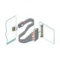 ADAPTEC I-mSASx4-SASx4-0.5M internal mini Serial Attached SCSI x4 SFF-8087 to x4 SFF-8484 cable RoHs