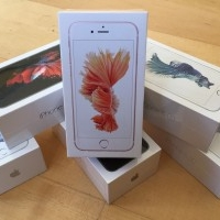 Apple iPhone 6 64GB Silber
