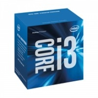 CPU Intel Core i3-6100 | Dual Core (2x 3,7GHz) | S 1151