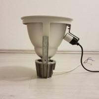 ERCO Downlights Deckeneinbau Strahler Leuchte, auf Wunsch inkl. Notlicht