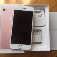 Apple iPhone 7 Plus 256GB-Rose gold Unlocked GSM 4G LTE Quad-Core Phone w/ 12MP Camera