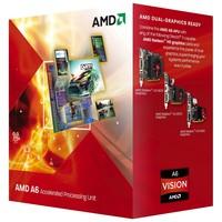 AMD A6-5400K | DualCore (2x 3.6GHz) | S: FM2