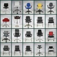 50 Paletten versch.Marken Bürostühle Restposten Lagerauflösung