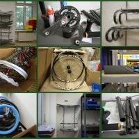 KCNC Fahrradteile komplette Großhandel Lagerauflösung Restposten