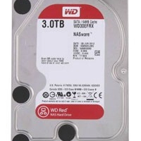 HDSER 3TB WD WD30EFRX 64MB 8,89cm (3,5 Zoll) SATA 6Gb/s WD RED NAS