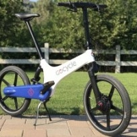 New fashionable smart drive electric bike with magnesium alloy integrated molding