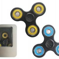 24 Stck.Fingerkreisel Fidget Spinner aus Metall