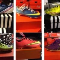 Fussball Schuh (Nike-Adidas-Puma)
