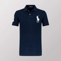 Ralph Lauren Herren Poloshirt Slim Fit Big Ponny
