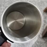 stainless coffe mug