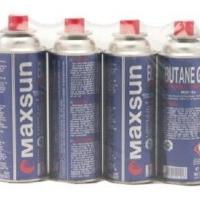 Butan Gas Kartuschen Maxsun 1512 Stück 227g Kartusche Butane