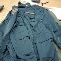 Alpha Industries Jacke Unit 70 Stück Gr. m , L , XL schwarz oliv blau
