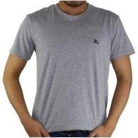 Burberry Herren T-Shirt Rundhalsausschnitt Grau | Restposten und Grosshandel