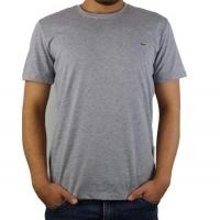 Lacoste Herren T-Shirt Rundhalsausschnitt Grau | Restposten und Grosshandel