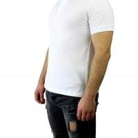 BOSS Herren Polo-Shirts Weiß | Restposten und Grosshandel