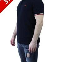 Fred Perry Herren Polo-Shirts Outsize 3XL Navy | Restposten und Grosshandel