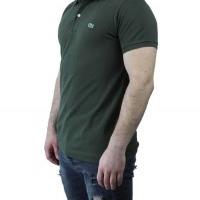 Lacoste Herren Polo-Shirts Classic Fit Khaki | Restposten und Grosshandel