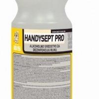 Desinfektionsmittel 1Liter für medizinische Gesundheitseinrichtungen mit Sprühaufsatz - für die Hände - Alkoholhaltig - Hochkonzentriert