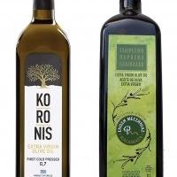 Natives Olivenöl extra aus Griechenland, 2 Sorten MHD bis 21.05.2021
